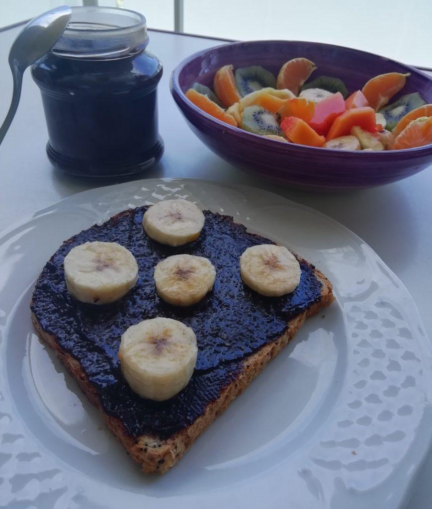 desayuno nutella casera 869x1024 - RECETA NUTELLA CASERA