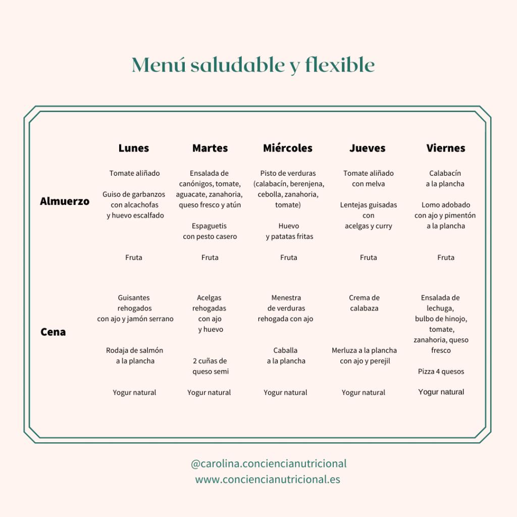Menú saludable y flexible conciencia nutricional2 1024x1024 - ¿Qué es un menú saludable y flexible?